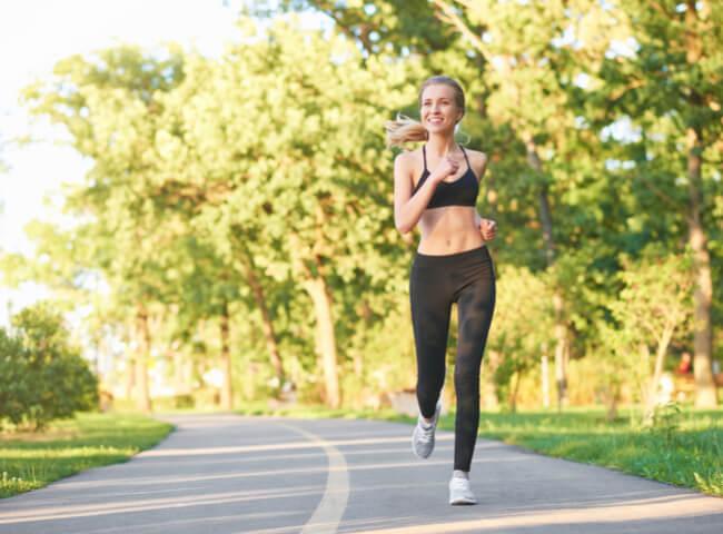 Dê fim ao sobrepeso com a corrida