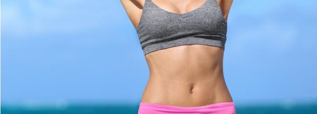 5 dicas para ter uma barriga chapada