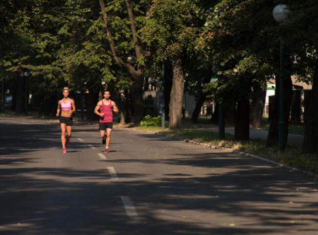 correr é um ótimo remédio contra depressão