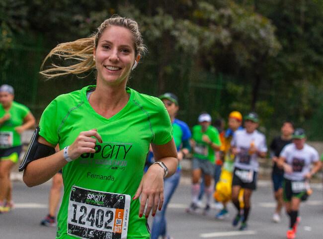 Meia maratona abaixo das 2h