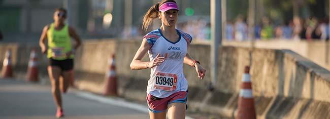 Corrida ajuda a prevenir câncer de mama