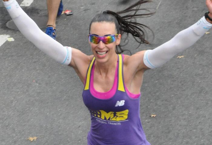 A primeira maratona
