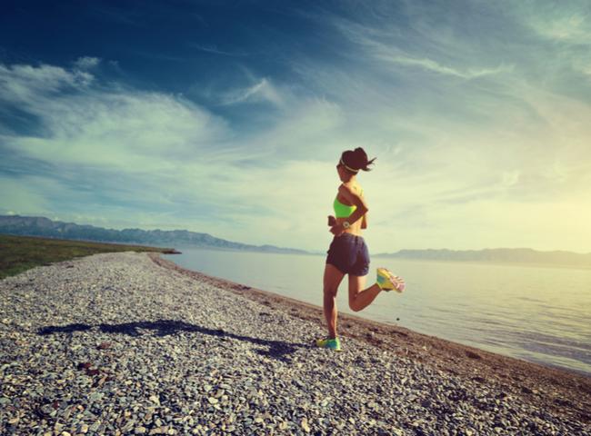 5 razões para você começar a correr