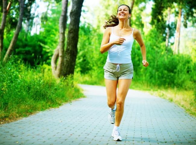 Correr ajuda aliviar o estresse